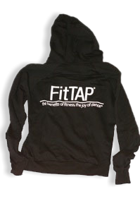 Call 760-633-3495 to order your FitTAP tap dance workout gear.